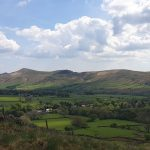 View of Edale valley from #loveedale